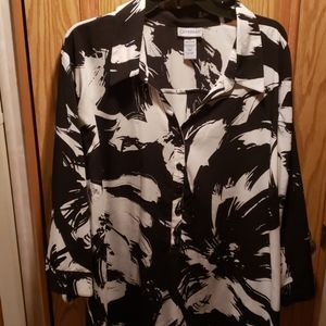 Not Catherine's Blouse 4x